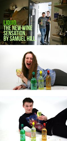 Sam Hill's new Wine Brand; Promoted by Helen Johnson & Joe Conway.