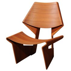 Grete Jalk   Pair Of Chairs