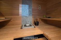 Asuntomessut Vantaalla 2015 - 20A Kristallikuutio - Sauna