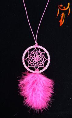 Collar atrapasueño [NG410] Se ajustan a cualquier talla -Made by Naghi Atrapasueños