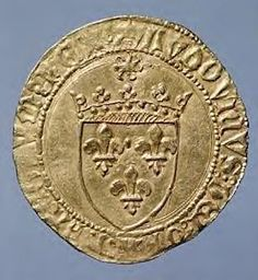 Gold coin from the rule of Tvrtko I. 14th century. #Bosnia and #Herzegovina. #history