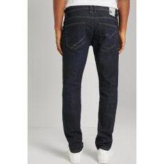 Tom Tailor Denim Herren Aedan Straight Jeans, blau, unifarben, Gr.33/32 Tom TailorTom Tailor