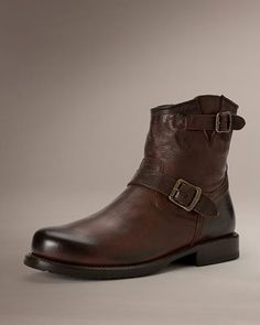 Mens Leather Boots - Engineer Boots, Wingtip & More | FRYE Boots