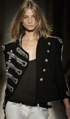 a balmain must have!                                                                                                                                                                                 More