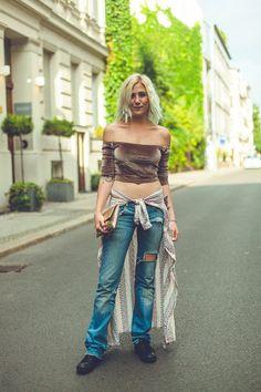 glamcanyon: berlin - dress down