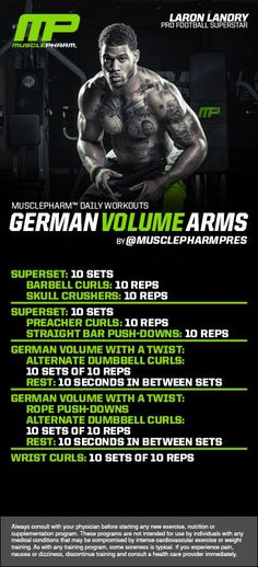 German Volume Arms