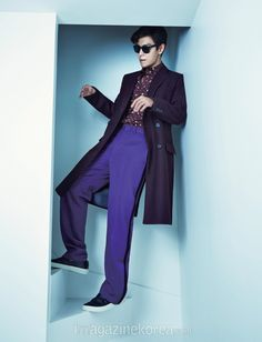 imagazine korea August 2014 | 빅뱅 탑 최승현 BIGBANG T.O.P