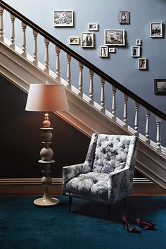 Toile Booker Armchair