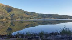 Dioko's 2015 Colorado Trail Photos : Looking a rosstothe village of Twin Lakes
