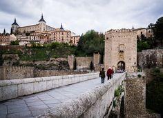 Endagstur til Toledo - Puente Alcantara