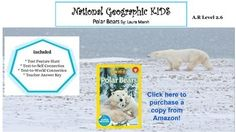 This product is designed for students to check their understanding after reading National Geographic KIDS Polar Bears by: Laura MarshIncluded in your download: * Text Feature Hunt * Text-to-Self Connection* Text-to-World Connection* Teacher Answer KeyStudents can work independently, at centers, or even complete for homework.
