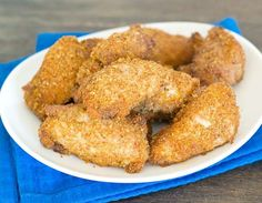 How To Make Boneless Chicken Wings