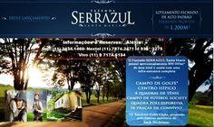 Imóveis em Jundiaí e região: Loteamento Fechado Serrazul Jundiai-Itupeva