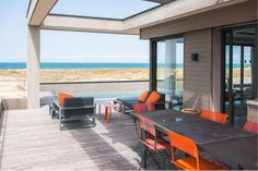 Villa la Californie, Hossegor, Aquitaine, South West France. One of the most beautiful villas - on one of the most beautiful beaches! A unique holiday rental in a privileged location...