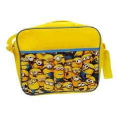 Courier Bag: Despicable Me - Minions. £12.99