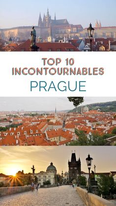 Top 10 des incontournables à voir et à faire à Prague Prague Guide, Interrail Europe, Kilkenny Castle, Prague City, European City Breaks, Castles In Ireland, Travel Videos, Travel Tips, European Destination