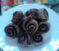 #recept #Gluténmentes #Cukormentes  Finoms Muffin, Breakfast, Food, Mint, Morning Coffee, Essen, Muffins, Meals, Cupcakes