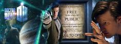 11TH DOCTOR FACEBOOK COVER PHOTO - 11th Doctor photo edit created by Cheryl Duncan~the Blue Box Beach Bum