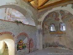 Oleggio (Novara, Italy) - Apses of the Church of San Michele