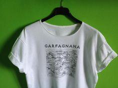 T-shirt by La Mestaina