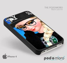 Punk Elsa Frozen for iPhone 4/4S, iPhone 5/5S, iPhone 5c, iPhone 6, iPhone 6 Plus, iPod 4, iPod 5, Samsung Galaxy S3, Galaxy S4, Galaxy S5, Galaxy S6, Samsung Galaxy Note 3, Galaxy Note 4, Phone Case