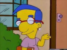 The Simpsons Cartoon Icons, Cartoon Memes, Cartoons, The Simpsons, Simpsons Meme, Simpsons Quotes, Catwoman, Los Simsons, Phineas Et Ferb