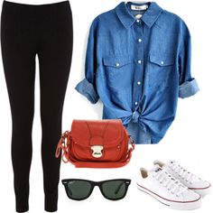 Vestirme así :)