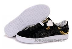 http://www.jordanabc.com/mens-puma-basket-brights-yoyo-black-gold-on-sale.html MENS PUMA BASKET BRIGHTS YOYO BLACK GOLD ON SALE Only $75.00 , Free Shipping!