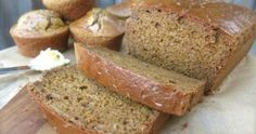Receita de pão low carb glúten free