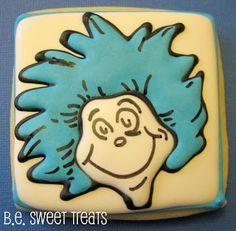 B.E. Sweet Treats: Happy Birthday Dr. Seuss! {2012}
