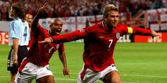 Beckham V argentina
