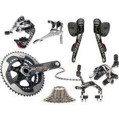 Sram Red 22 Groupset | Groupsets - Road Bike | Merlin Cycles