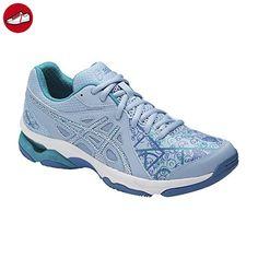 Asics Women Gel-Hunter / RQ353-0144 Farbe: White/Sky Blue - Asics schuhe  (*Partner-Link) | Asics Schuhe | Pinterest | Asics women and Asics