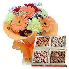 Flower n' Nut Delight