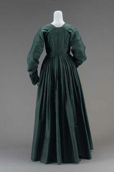 Dress  American, late 1790s