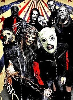 Slipknot's been there with me since 6th grade. Good times!