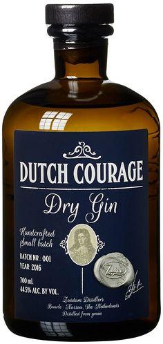 Zuidam Dutch Courage Dry Gin (1 x 0.7 l)