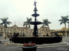 Lima, Peru: April 2015