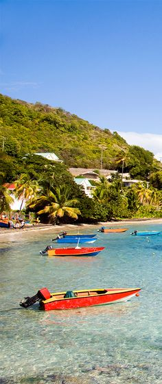 St. Vincent & The Grenadines #Caribbean