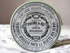 poudre riz java bourgeois 150 ans 2 La poudre de riz de Java réinterprétée par Bourjois