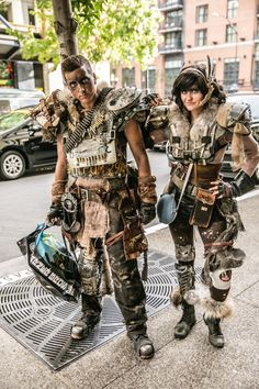 Image result for valkyrie mad max cosplay