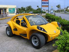 New Beetle Mexico Buggy