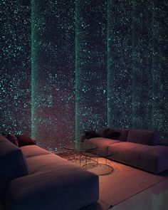 Behance Fluorescent Resin Filled Travertine Wall - Light in Architecture (Night) Architecture Restaurant, Commercial Architecture, Light Architecture, Restaurant Design, Interior Architecture, Interior And Exterior, Luxury Interior, Interior Design And Graphic Design, Commercial Interior Design