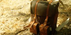 Miles and Louie Anderson Backpack by MilesandLouie on Etsy