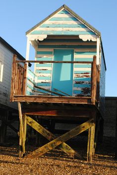 Beach Hut at Southend on Sea