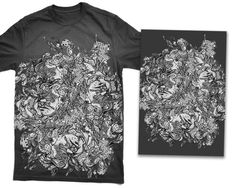 The Zurich tees by Sun Lee Siew Loo