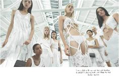 Givenchy spring/summer 16 by  Riccardo Tisci