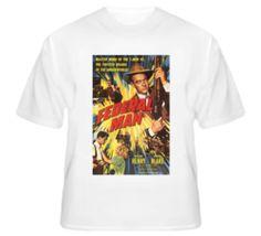 Federal Man - Film Noir T Shirt