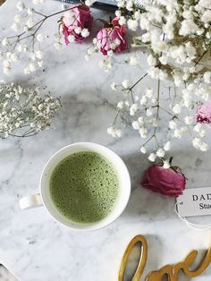 Dadou~Chic: How I make My Matcha Latte