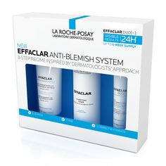 La Roche-Posay Effaclar 3-Step Anti-Blemish System - Feelunique